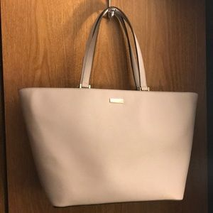 Large Lilac Kate Spade Tote